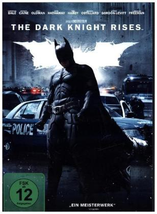The Dark Knight Rises, 1 DVD + Digital Copy | Dodax.de