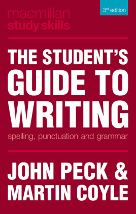 The Student's Guide to Writing | Dodax.ch