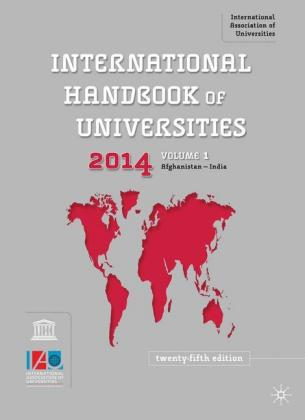 International Handbook of Universities, 3 Vols. | Dodax.at