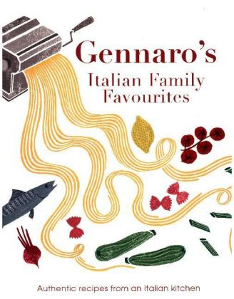 Gennaro: Let's Cook Italian : Favourite Family Recipes | Dodax.pl