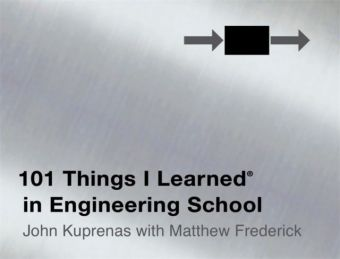 101 Things I Learned ® in Engineering School | Dodax.at
