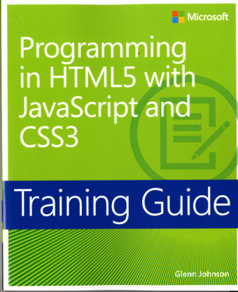 Programming in HTML5 with JavaScript and CSS3 | Dodax.pl
