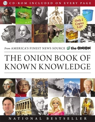 The Onion Book of Known Knowledge | Dodax.ch
