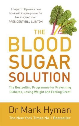 The Blood Sugar Solution | Dodax.ch