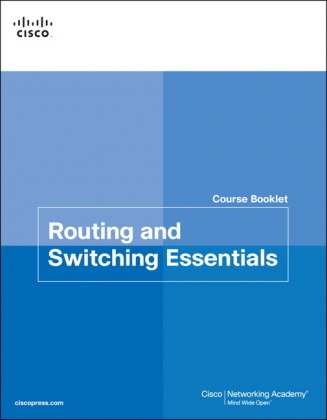 Routing and Switching Essentials Course Booklet | Dodax.ch