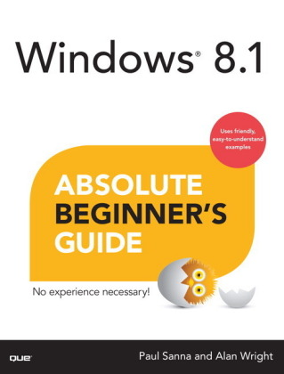 Windows 8.1 Absolute Beginner's Guide | Dodax.at