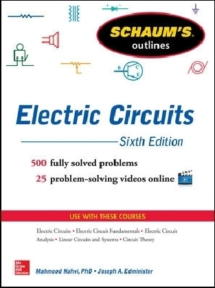 Schaum's Outline of Electric Circuits | Dodax.ch