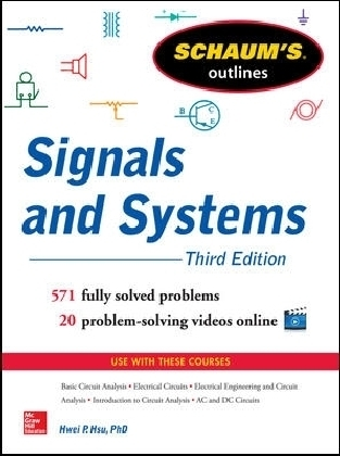 Schaum's Outline of Signals and Systems | Dodax.pl
