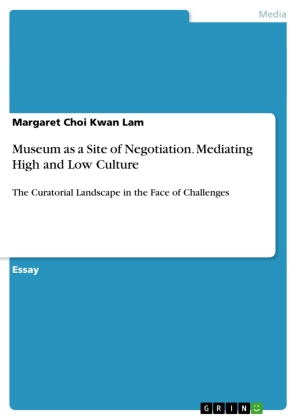 Museum as a Site of Negotiation. Mediating High and Low Culture | Dodax.ch