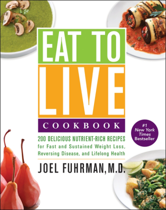 Eat to Live Cookbook | Dodax.ch