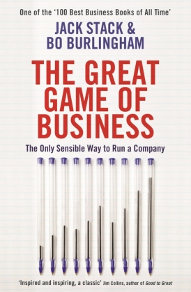 The Great Game of Business | Dodax.com