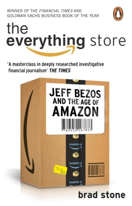 The Everything Store: Jeff Bezos and the Age of Amazon | Dodax.ch