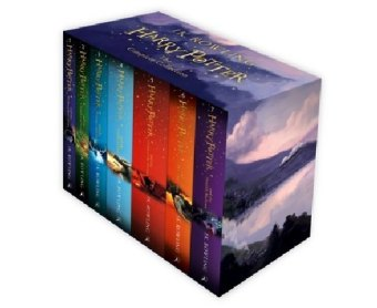 Harry Potter Boxed Set: The Complete Collection, 7 Vols. | Dodax.es