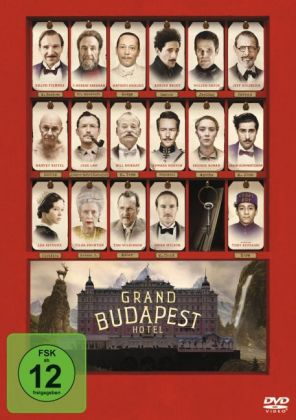THE GRAND BUDAPEST HOTEL | Dodax.co.uk