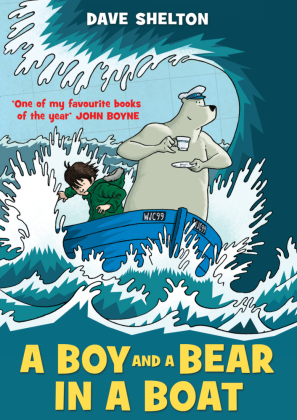A Boy and a Bear in a Boat | Dodax.co.uk