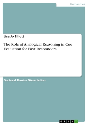 The Role of Analogical Reasoning in Cue Evaluation for First Responders | Dodax.de