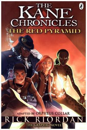 The Kane Chronicles - The Red Pyramid | Dodax.ch