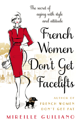 French Women Don't Get Facelifts | Dodax.pl