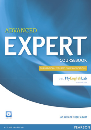 Coursebook with Audio CD and MyEnglishLab Pack | Dodax.at