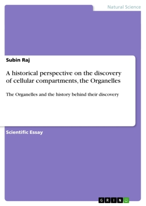 A historical perspective on the discovery of cellular compartments, the Organelles | Dodax.de