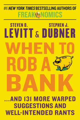 When to Rob a Bank | Dodax.pl
