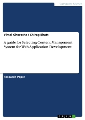 A guide for Selecting Content Management System for Web Application Development | Dodax.pl