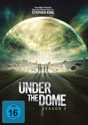 Under The Dome, 4 DVDs. Season.2 | Dodax.nl