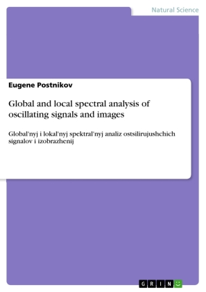 Global and local spectral analysis of oscillating signals and images | Dodax.ch