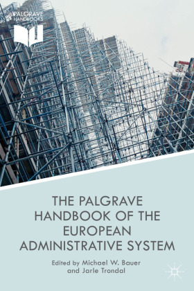 The Palgrave Handbook of the European Administrative System | Dodax.pl