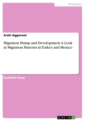 Migration Hump and Development. A Look at Migration Patterns in Turkey and Mexico | Dodax.ch