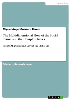 The Multidimensional Flow of the Social Tissue and the Complex Issues | Dodax.pl