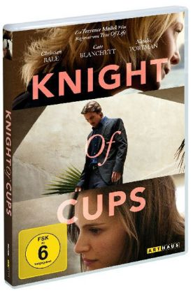 Knight of Cups, 1 DVD | Dodax.es