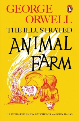 Animal Farm (The Illustrated Edition) | Dodax.nl