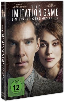The Imitation Game - Ein streng geheimes Leben, 1 DVD | Dodax.es
