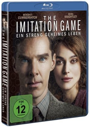 The Imitation Game - Ein streng geheimes Leben, 1 Blu-ray | Dodax.es