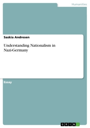 Understanding Nationalism in Nazi-Germany | Dodax.ch