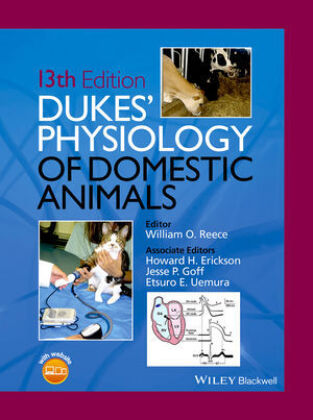 Dukes' Physiology of Domestic Animals | Dodax.pl