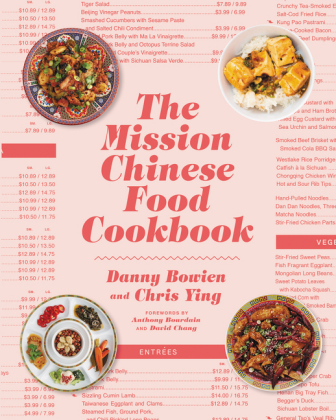 The Mission Chinese Food Cookbook   Dodax.pl