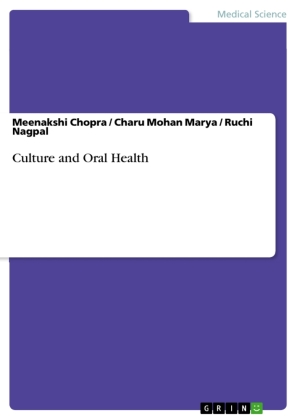 Culture and Oral Health | Dodax.ch