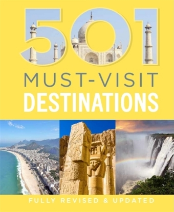 501 Must-Visit Destinations | Dodax.at