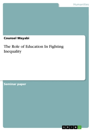 The Role of Education In Fighting Inequality | Dodax.pl