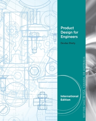 Product Design for Engineers, International Edition   Dodax.ch