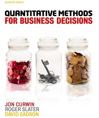 Quantitative Methods for Business Decisions, w. CourseMate and eBook Access Card | Dodax.at