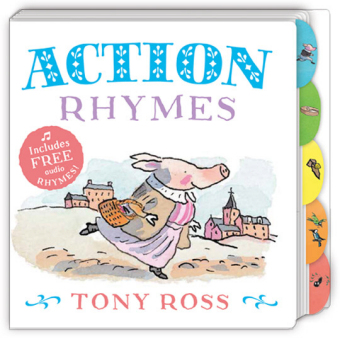 My Favourite Nursery Rhymes Board Book: Action Rhymes   Dodax.at