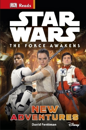 Star Wars: The Force Awakens - New Adventures   Dodax.at
