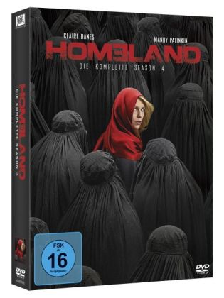 HOMELAND SEASON 4 | Dodax.co.uk