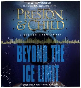 Beyond the Ice Limit, 9 Audio-CDs | Dodax.ch