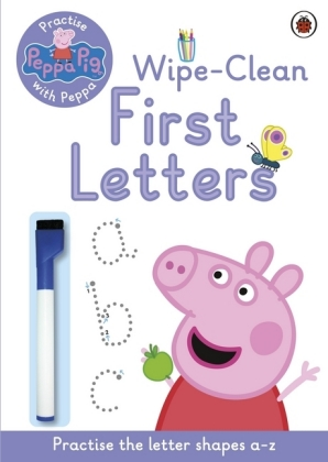 Peppa Pig: Practise with Peppa: Wipe-Clean Writing | Dodax.ch