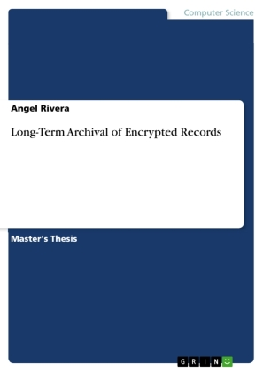 Long-Term Archival of Encrypted Records | Dodax.nl