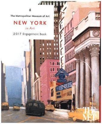 New York in Art 2017 Engagement Book | Dodax.at